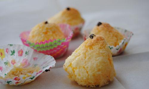 ביס מתוק עוגיות קוקוס אפויות