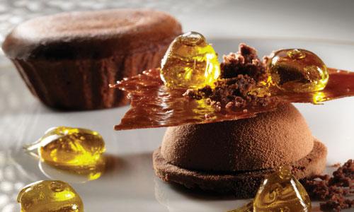 שוקולד, סוכריות שמן זית