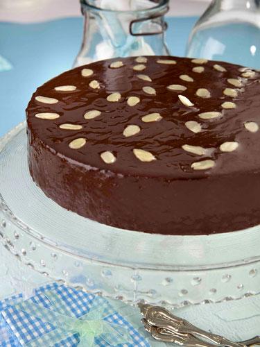 עוגת שוקולד נפלאה
