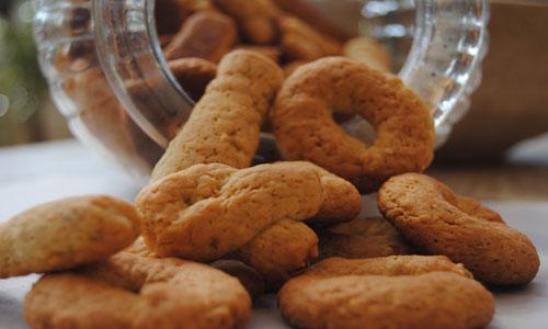 עוגיות סבתא אסתר בטעם אניס ומזהר