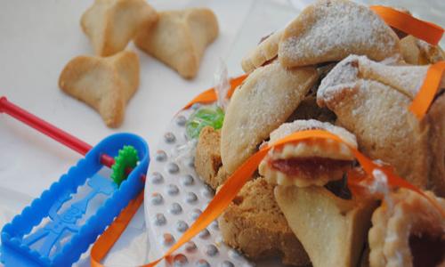 שלל עוגיות למשלוחי מנות