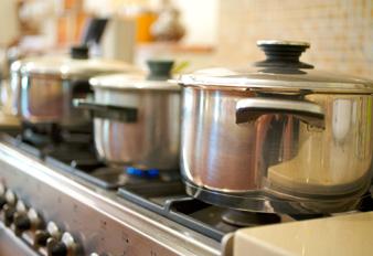 זמן המרק, שלל מרקים על הכיריים