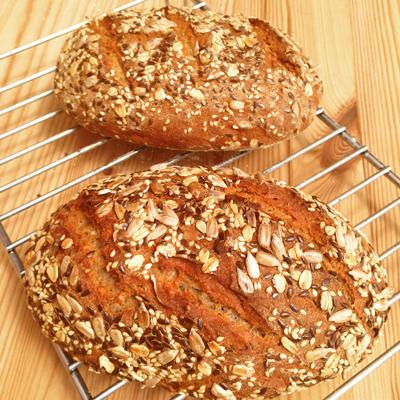 לחם גרעינים נפלא