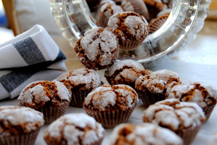 עוגיות בוטנים טרפס דל-קאוקאו