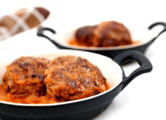 קציצות בשר ברוטב עגבניות