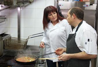 במטבח עם השף מיכאל כץ