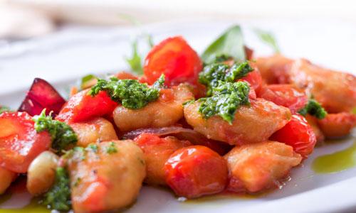 ניוקי עגבניות הכי טעים שיש