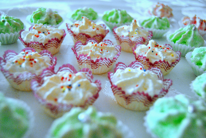 עוגיות מרינג קוקוס