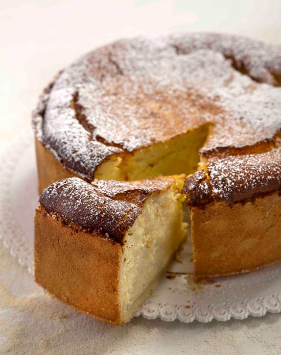 עוגת גבינה של סבתא
