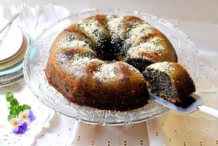 עוגת פרג קלילה