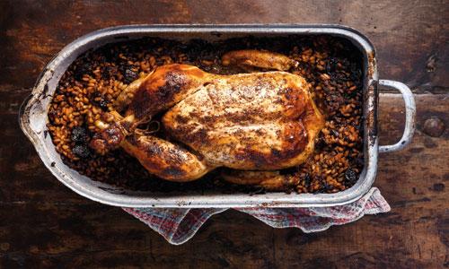 שחום ויפה מהתנור