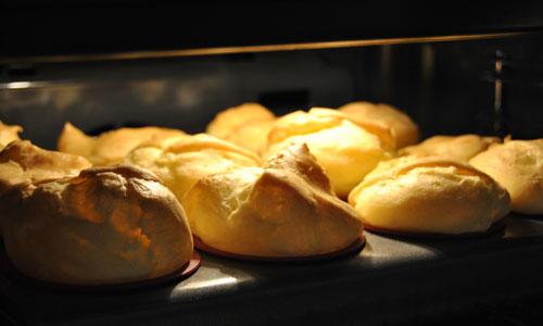 התפיחה בתנור