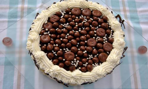 פשוט, קל, טעים ומפנק עוגת שוקולד