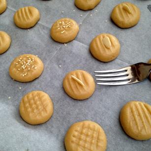 מעצבים את העוגיות