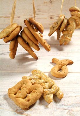 עוגיות לשבועות מהמטבח הלובי / שקך